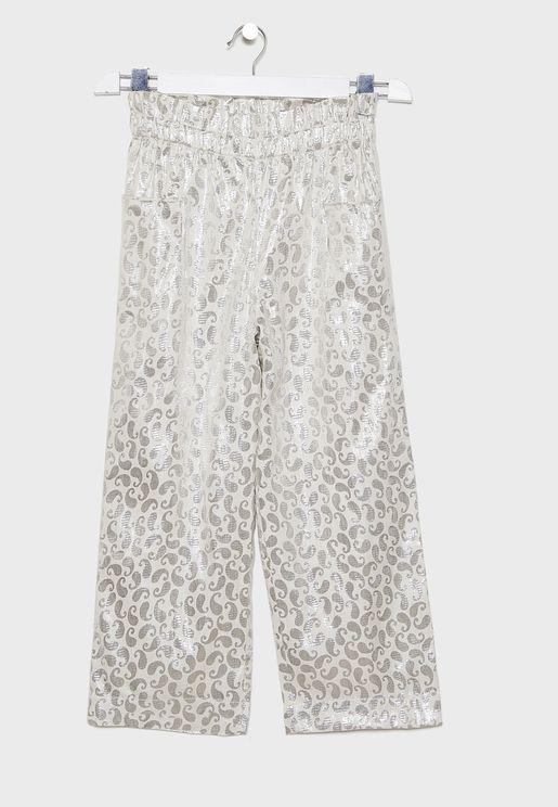 Kids Luxury Trousers
