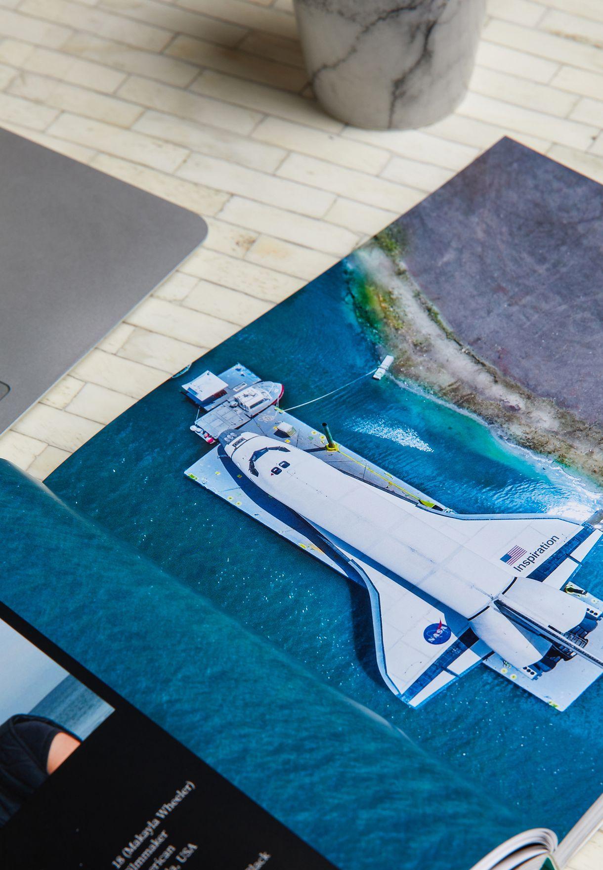 طائرا بدون طيار: التصوير الجوي الجديد من درونستغرام