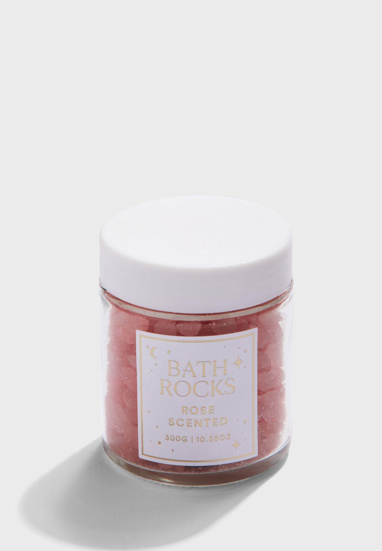 Rose Bath Crystals