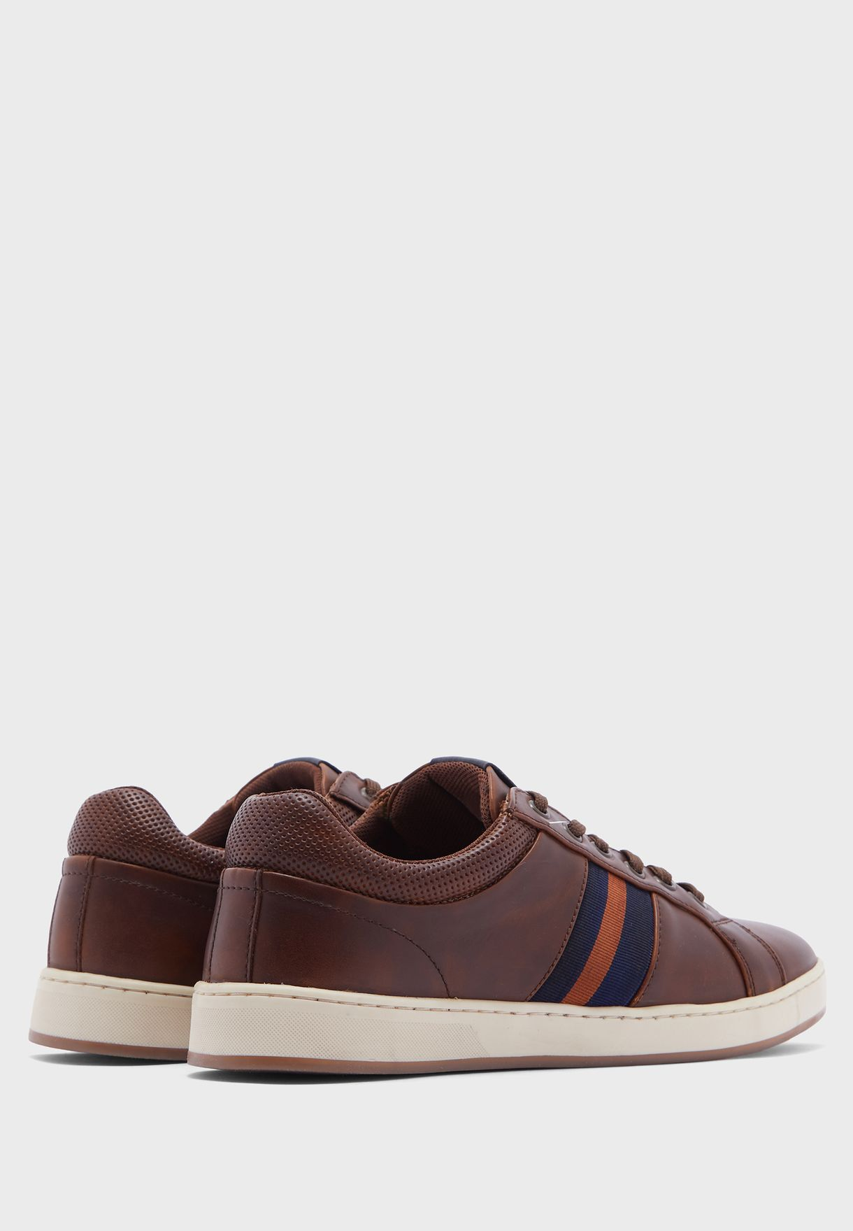 Genuine Leather Casual Lace Ups