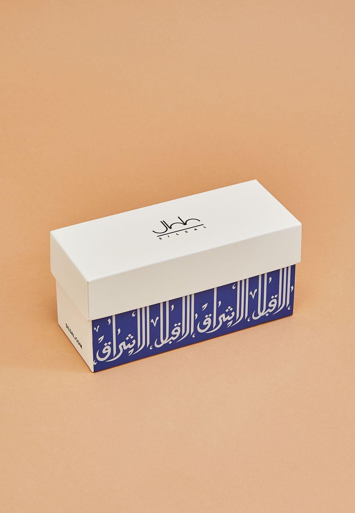 طقم 2 فنجان قهوة عربي غيدا