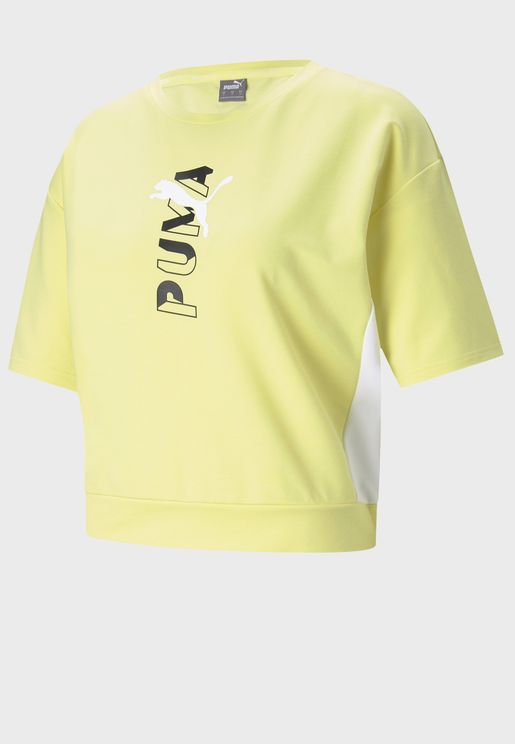 Modern Sweat T-Shirt