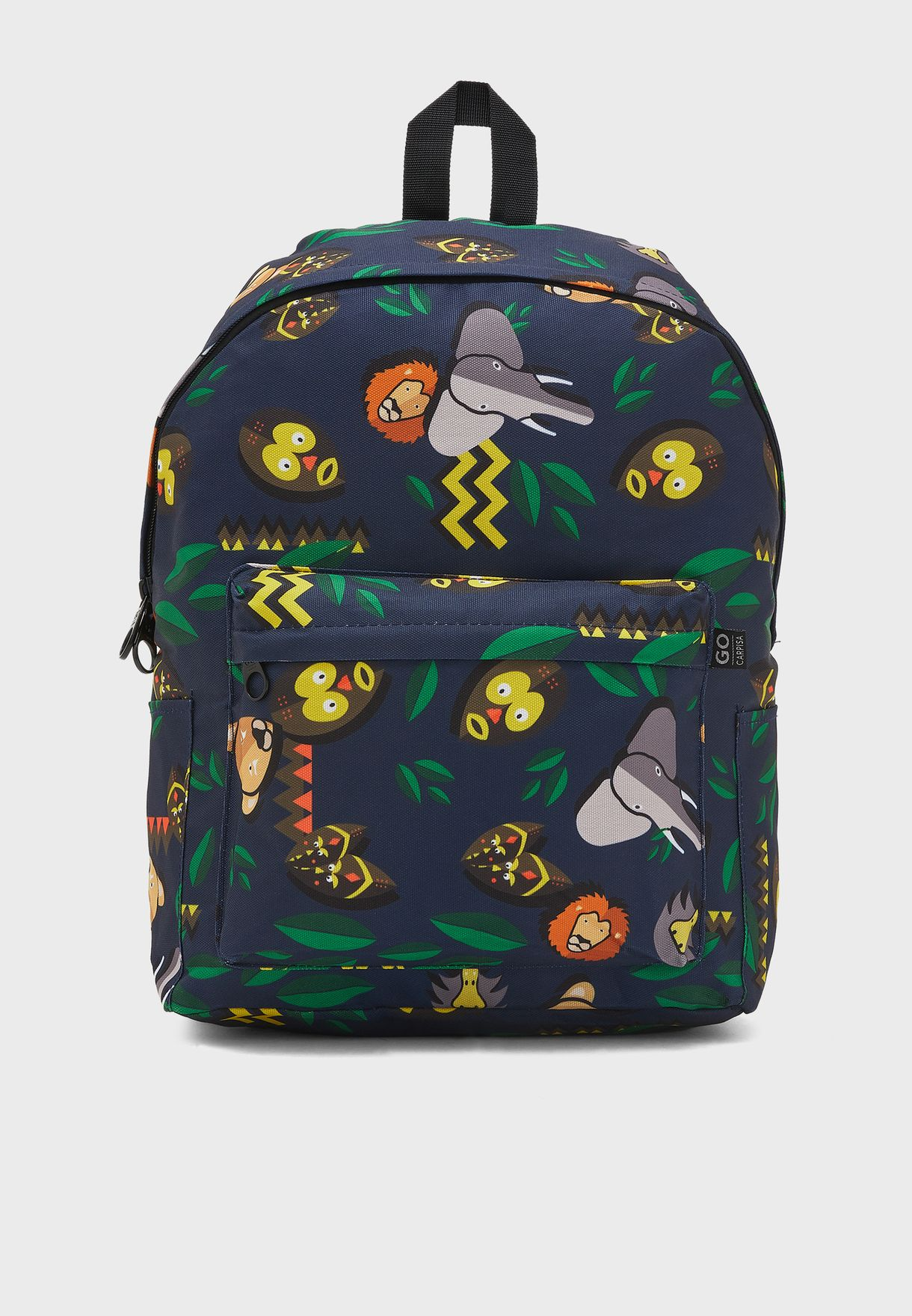 Arya Go Floral Print Backpack