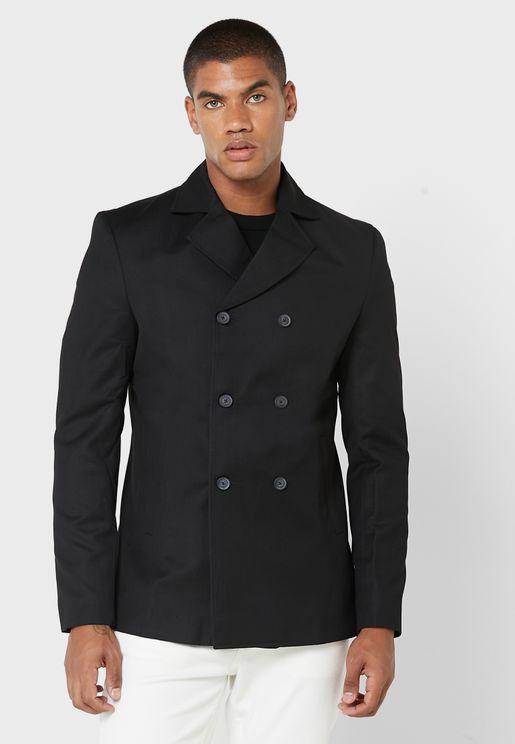 معطف كلاسيكي