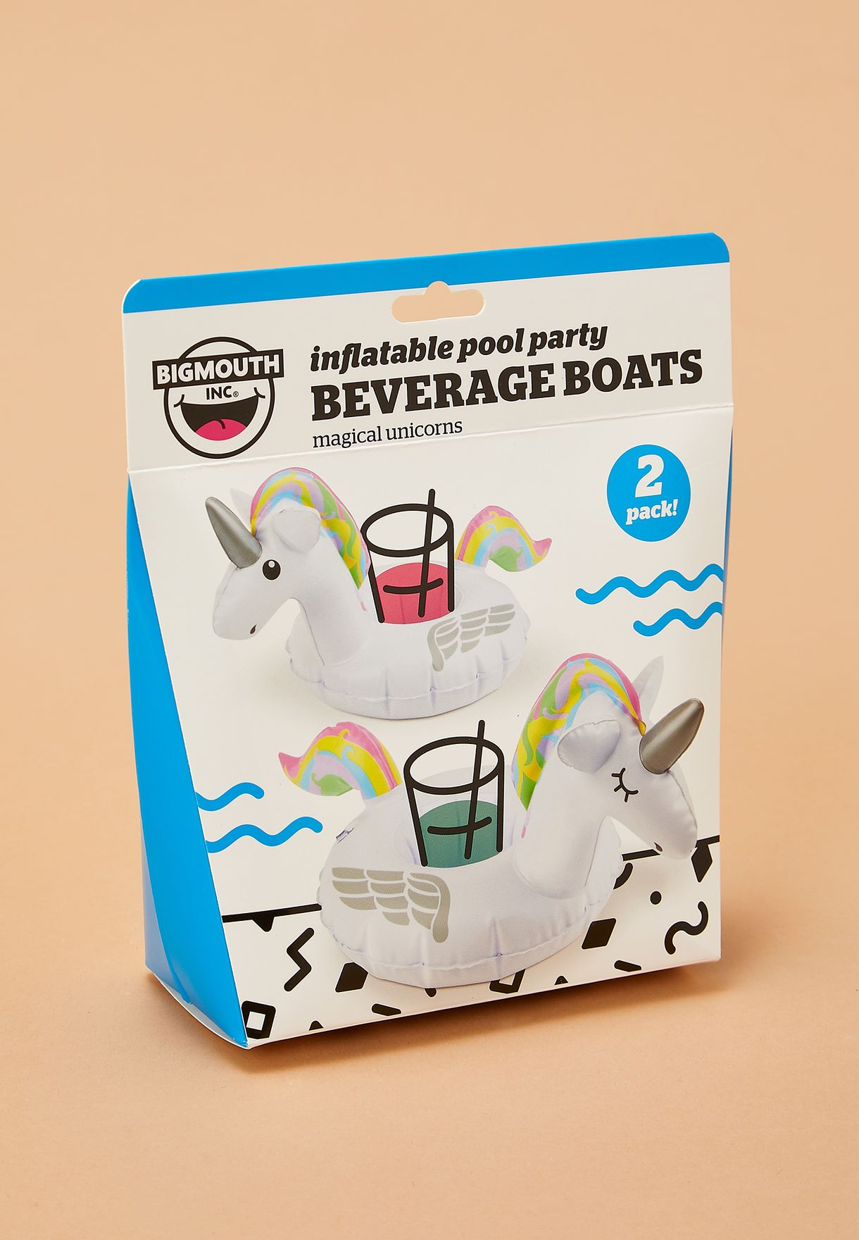 Unicorn Drinks Float Beverage Holder