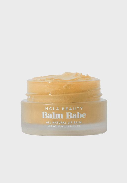 Balm Babe Lip Balm - Almond Cookie