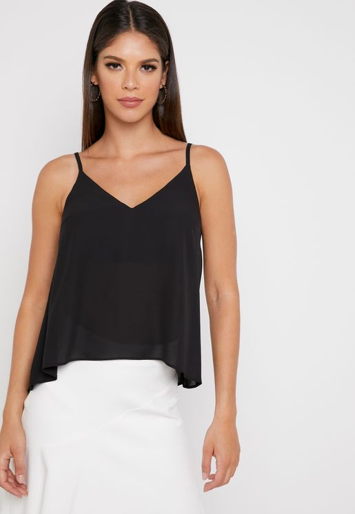 Waterfall Cami Top