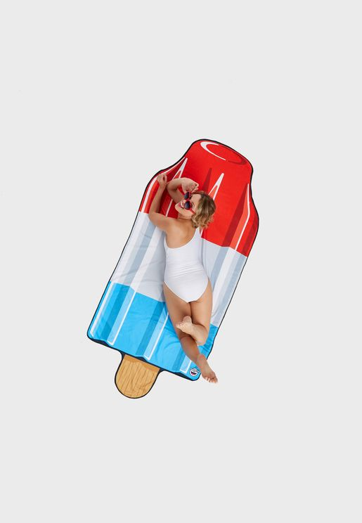 Ice Pop Beach Blanket