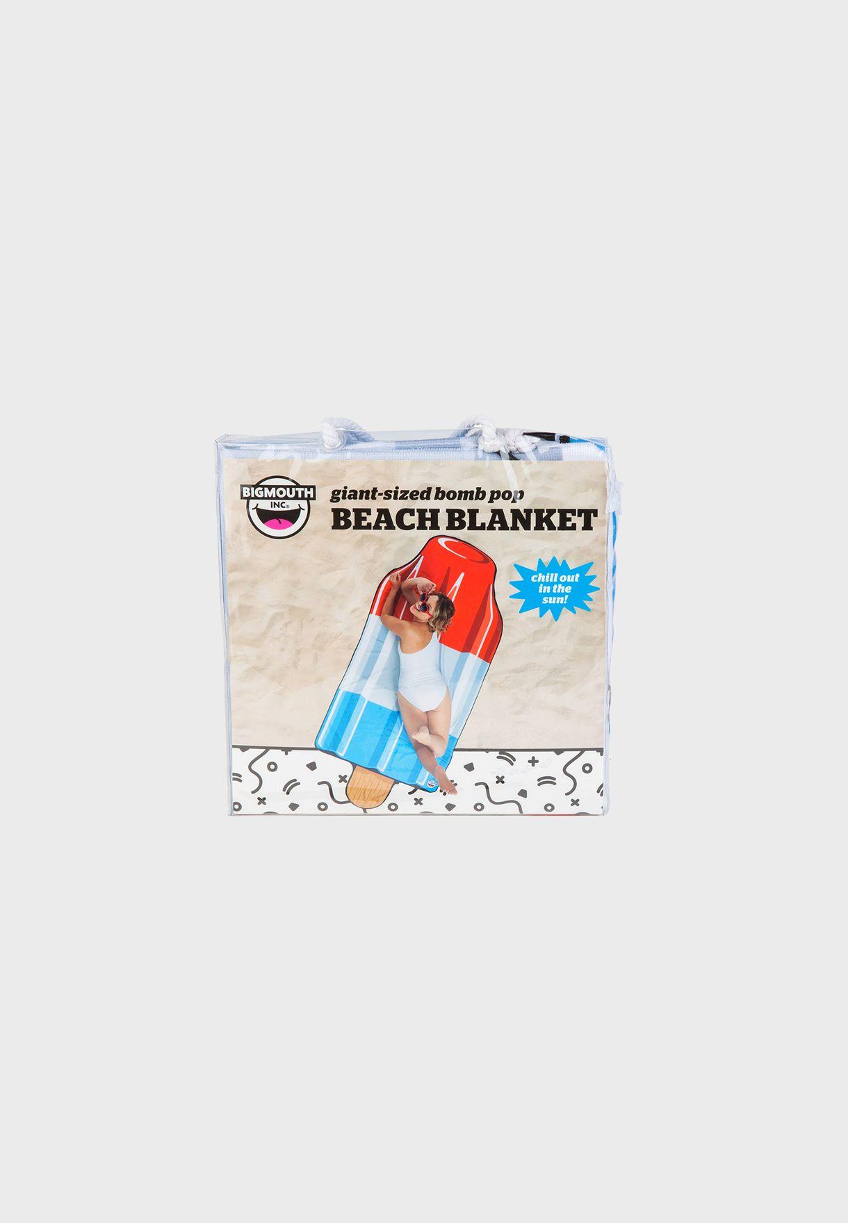 Ice Pop Beach Blanket