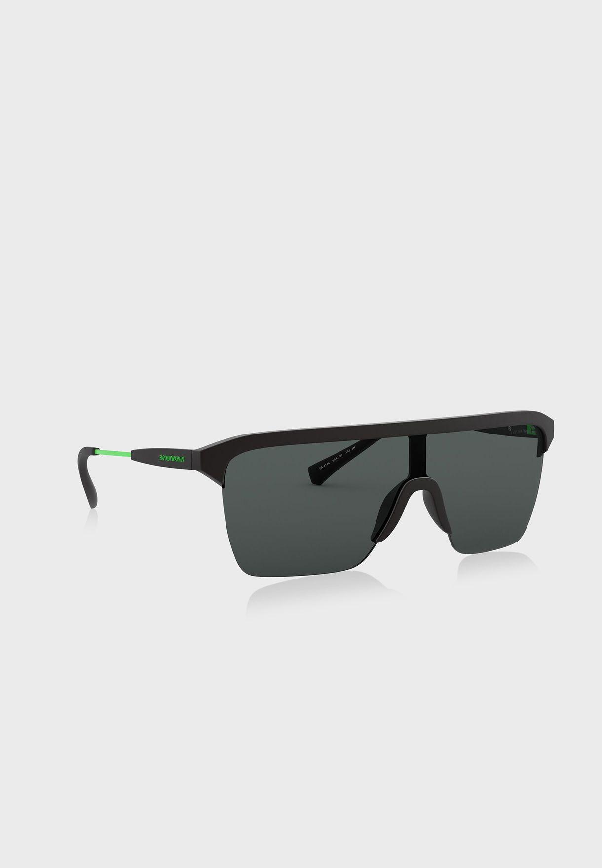 نظارة شمسية مربعة 0EA4146