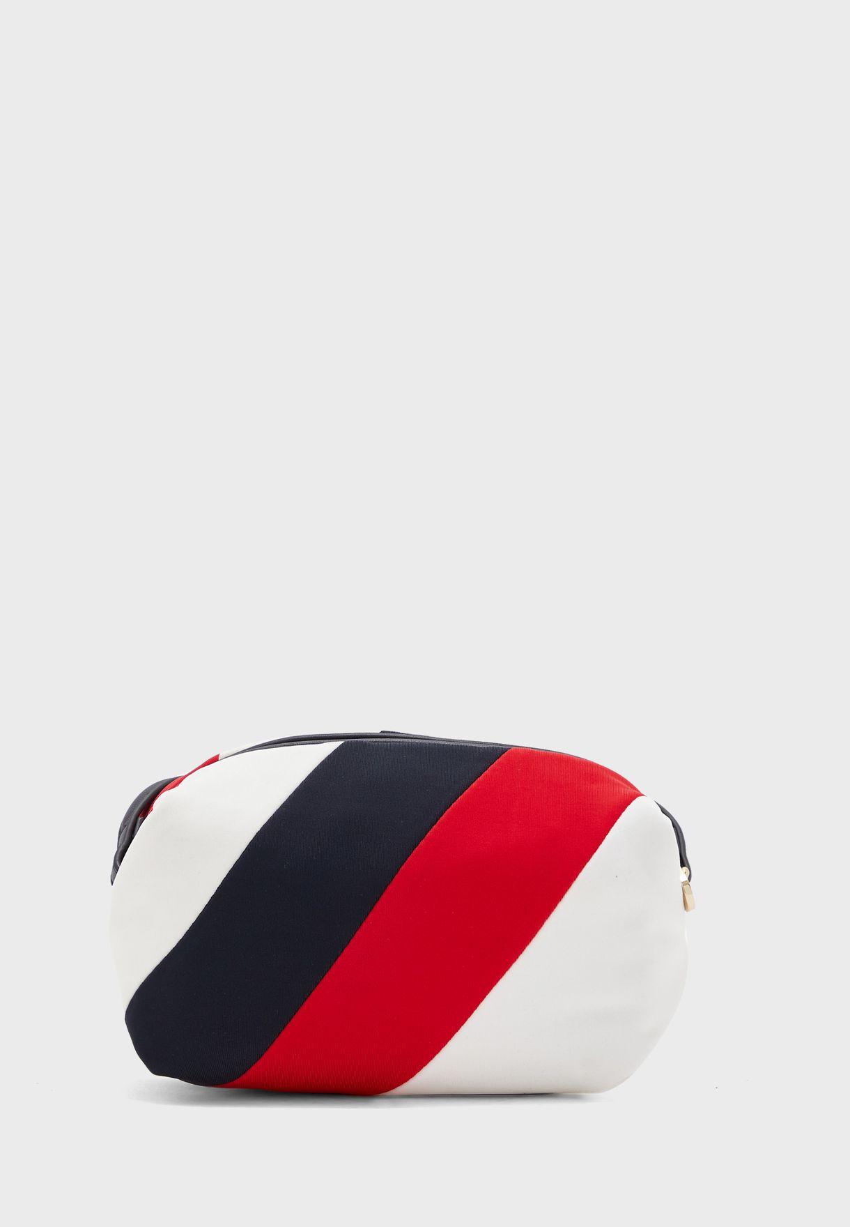 Poppy Soft Stripe Crossbody