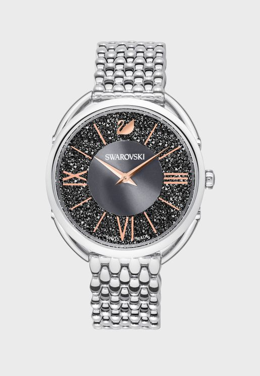 Crystalline Glam Watch