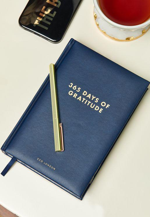 دفتر 364 يوم من الامتنان