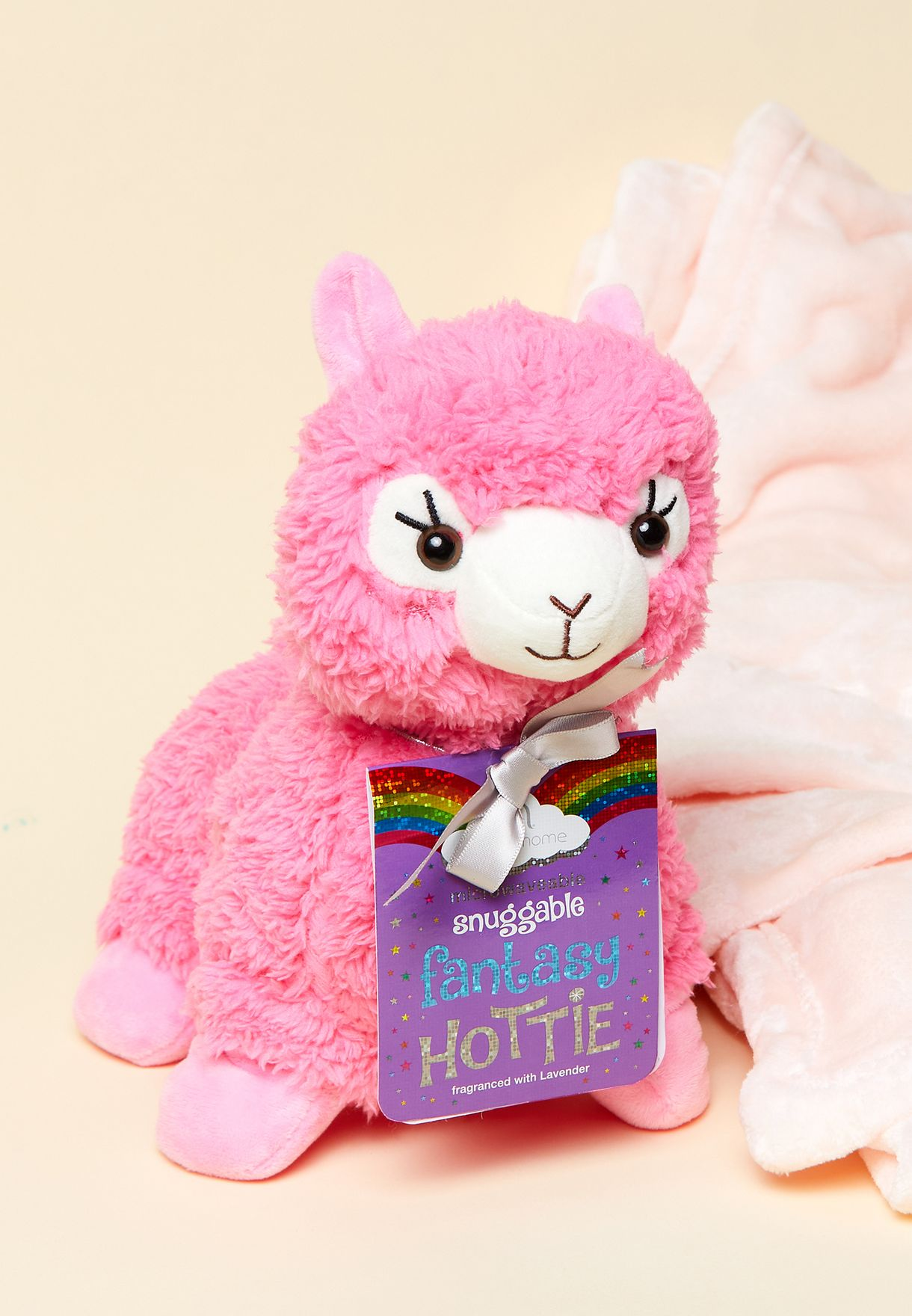 Microwaveable Cozy Llama Hottie