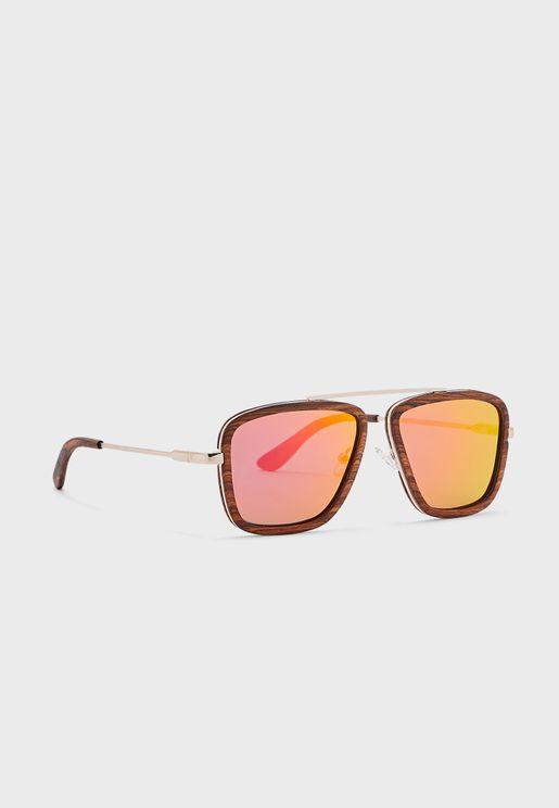 نظارة شمسية بنتاغون