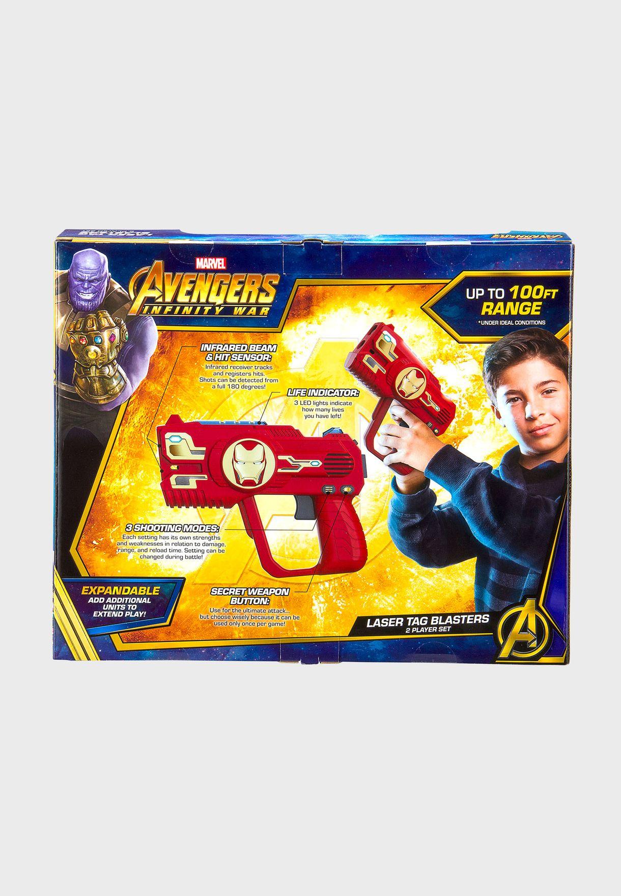 Avengers Laser Tag Blasters
