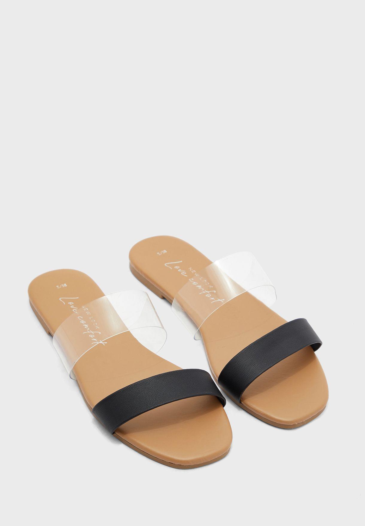 Florence Flat Sandals