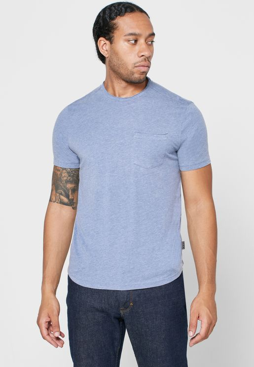 Laurence Crew Neck T-Shirt