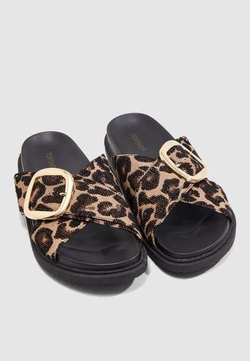 Romeo Buckle Sandal
