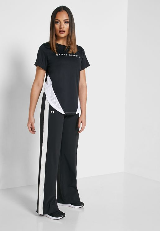 Athlete Recovery Wide Leg Pants