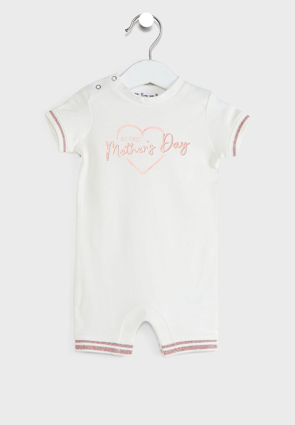 Infant Mothersday Romper