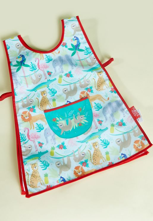 Jungle Tabard Apron
