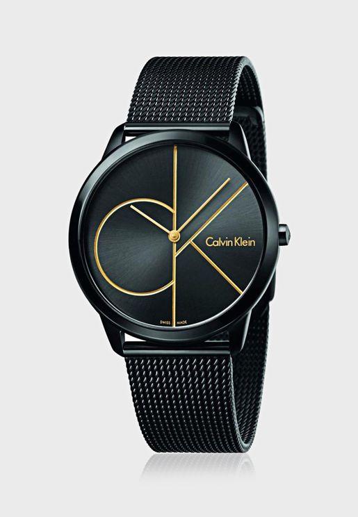 K3M214-X1 Minimal Mash Watch