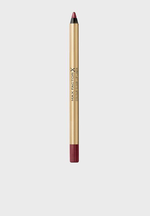 قلم تحديد الشفاه كلر الكسير - 6 موف مومنت