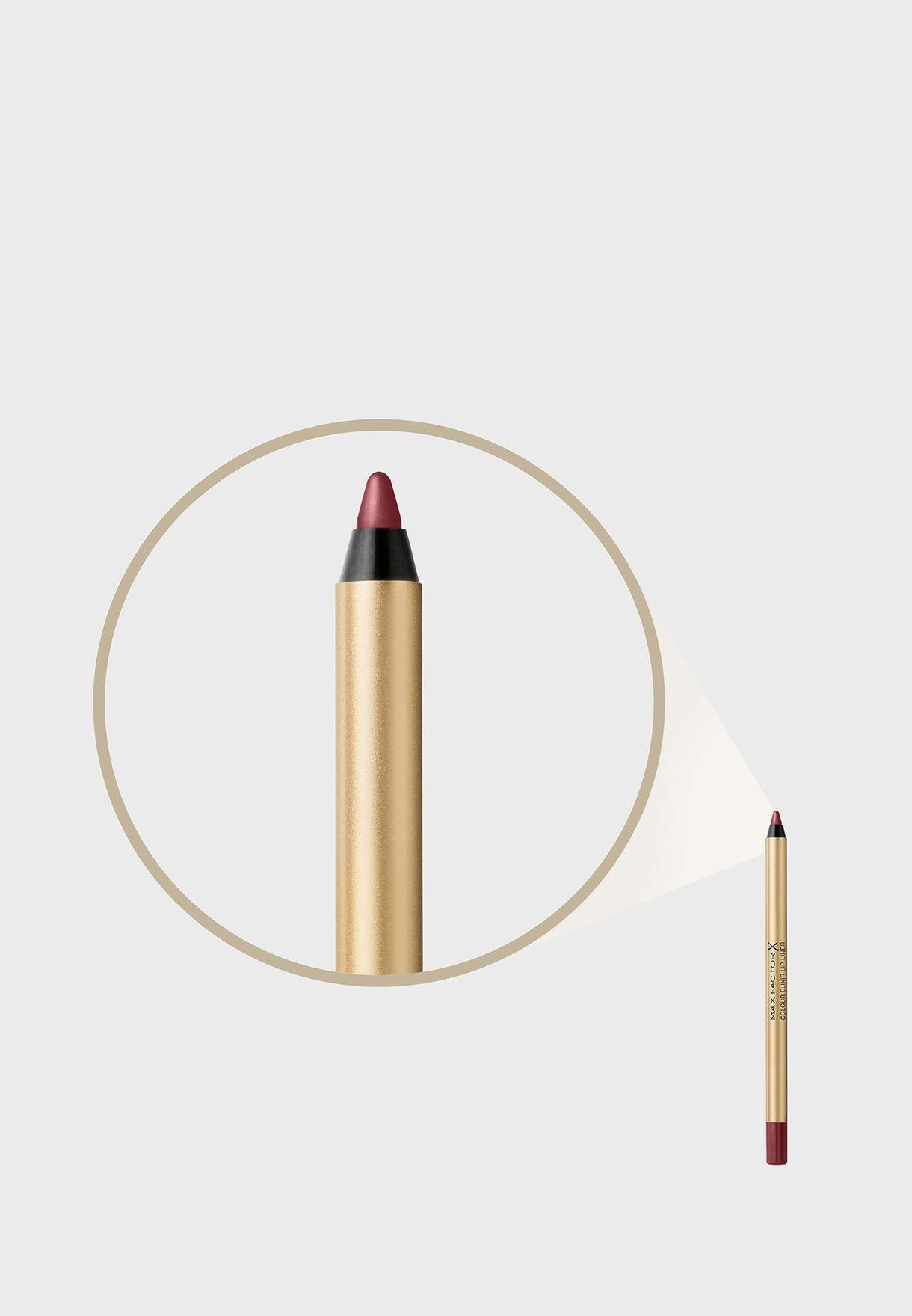 Colour Elixir Lip Liner- 6 Mauve Moment