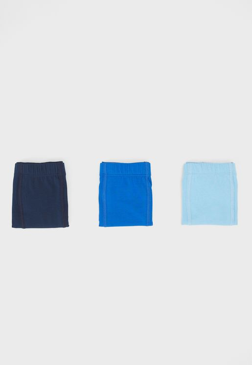 Youth 3 Pack Essential Boxers