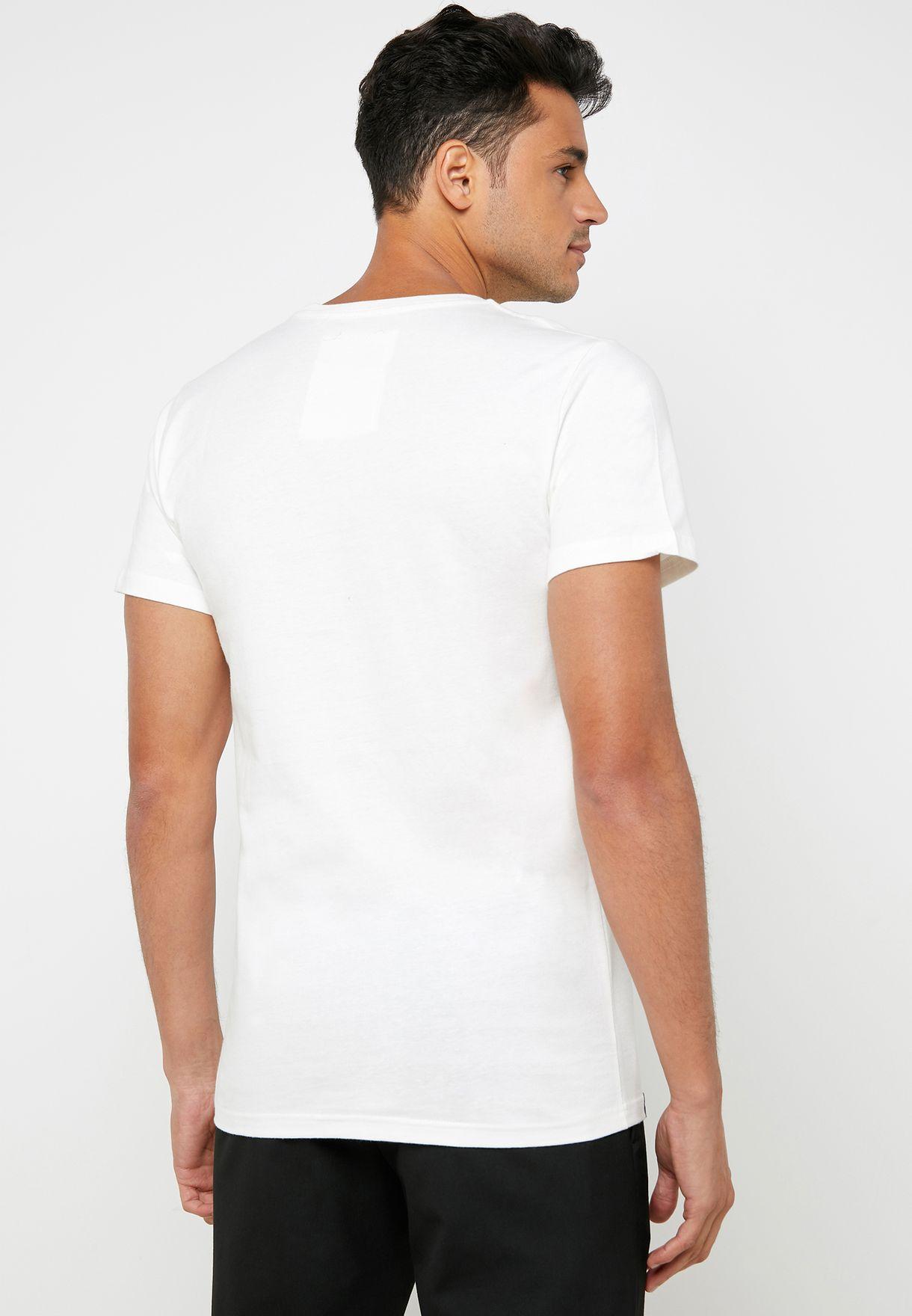 Stockholm Rocky Balboa Crew Neck T-Shirt