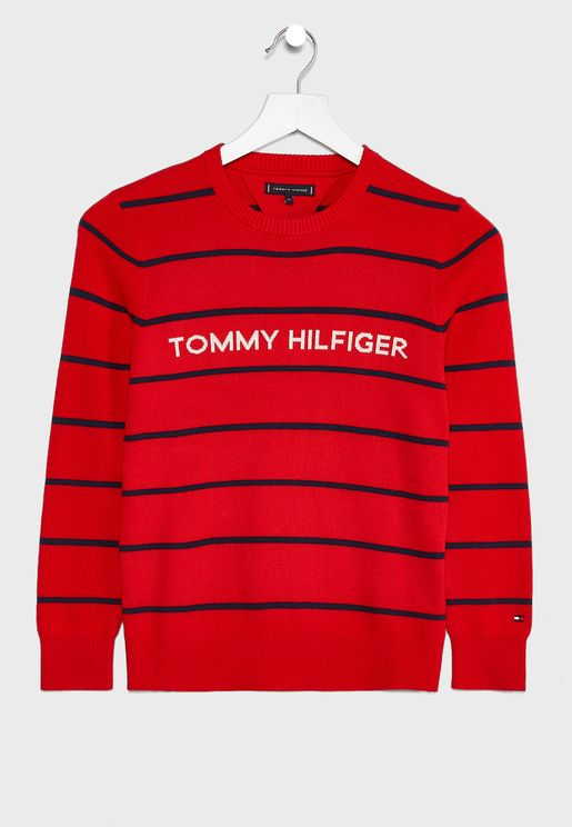 Teen Steeped Sweater