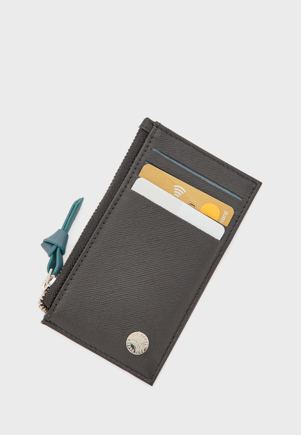 Romar Saffiano Card Holder