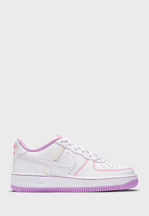 Youth Air Force 1 Stitch