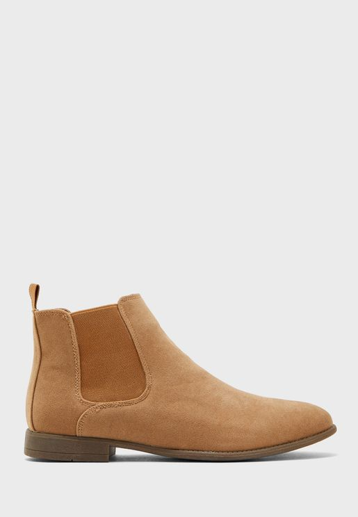 Francis Chelsea Boots