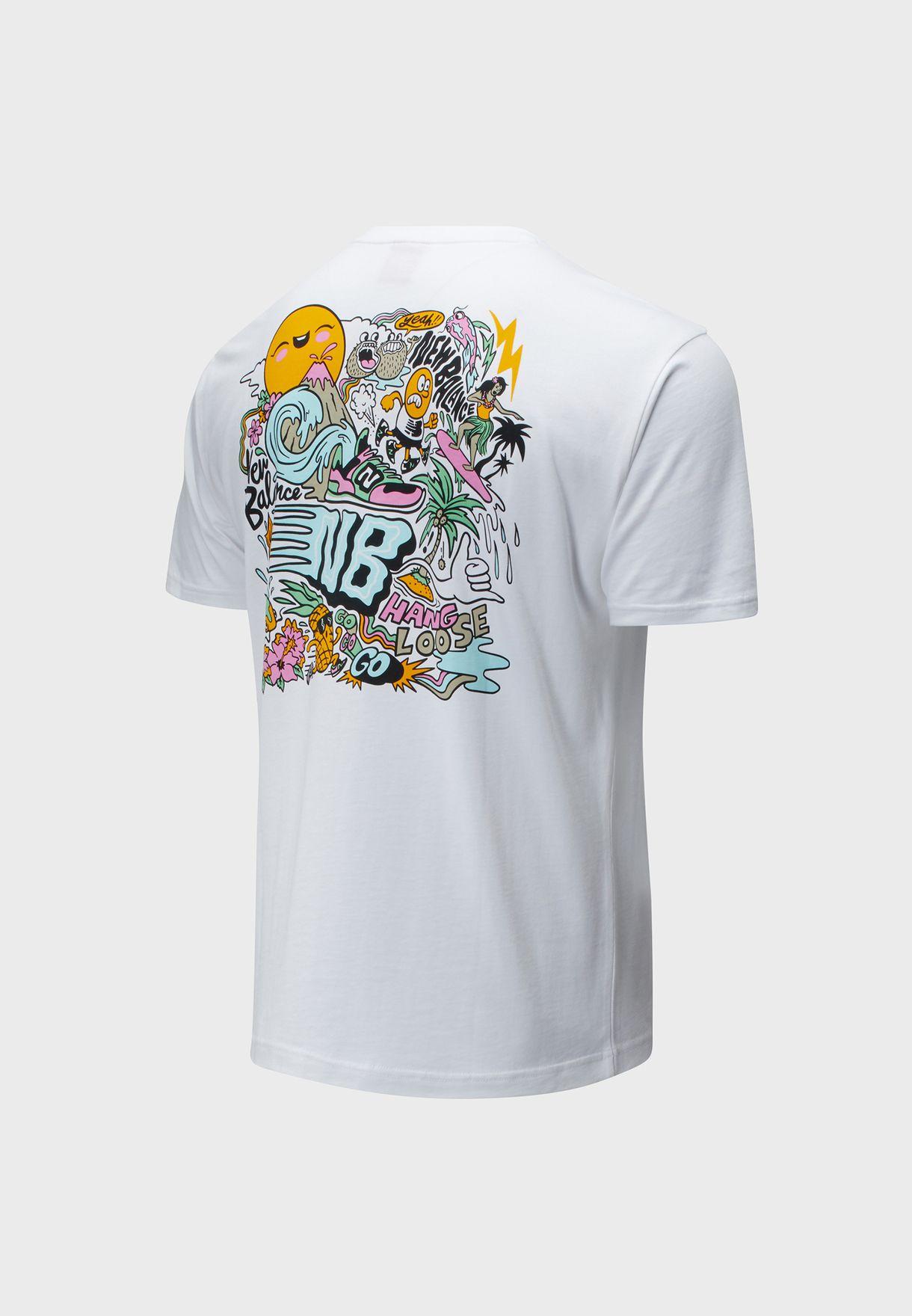 Athletics Tropic T-Shirt