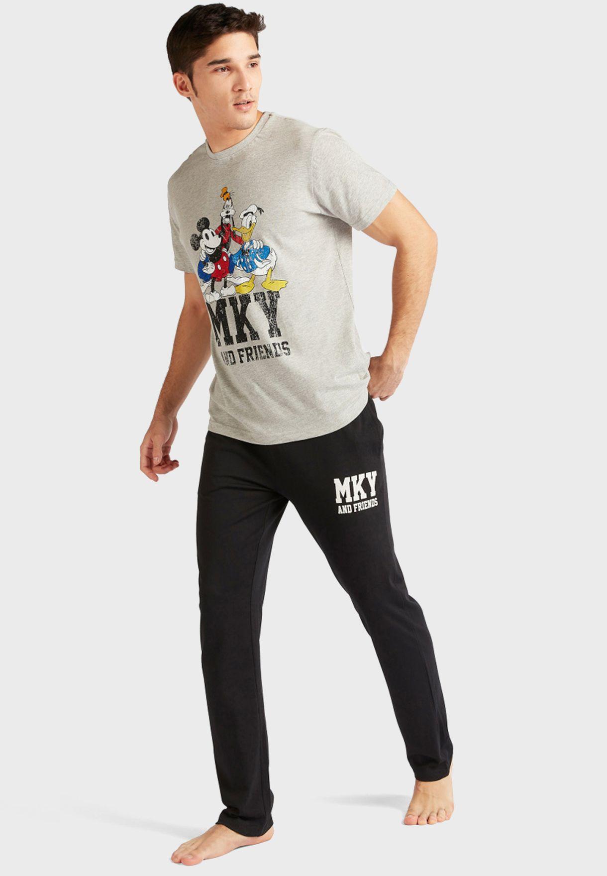 Mickey & Friends Pyjama Set