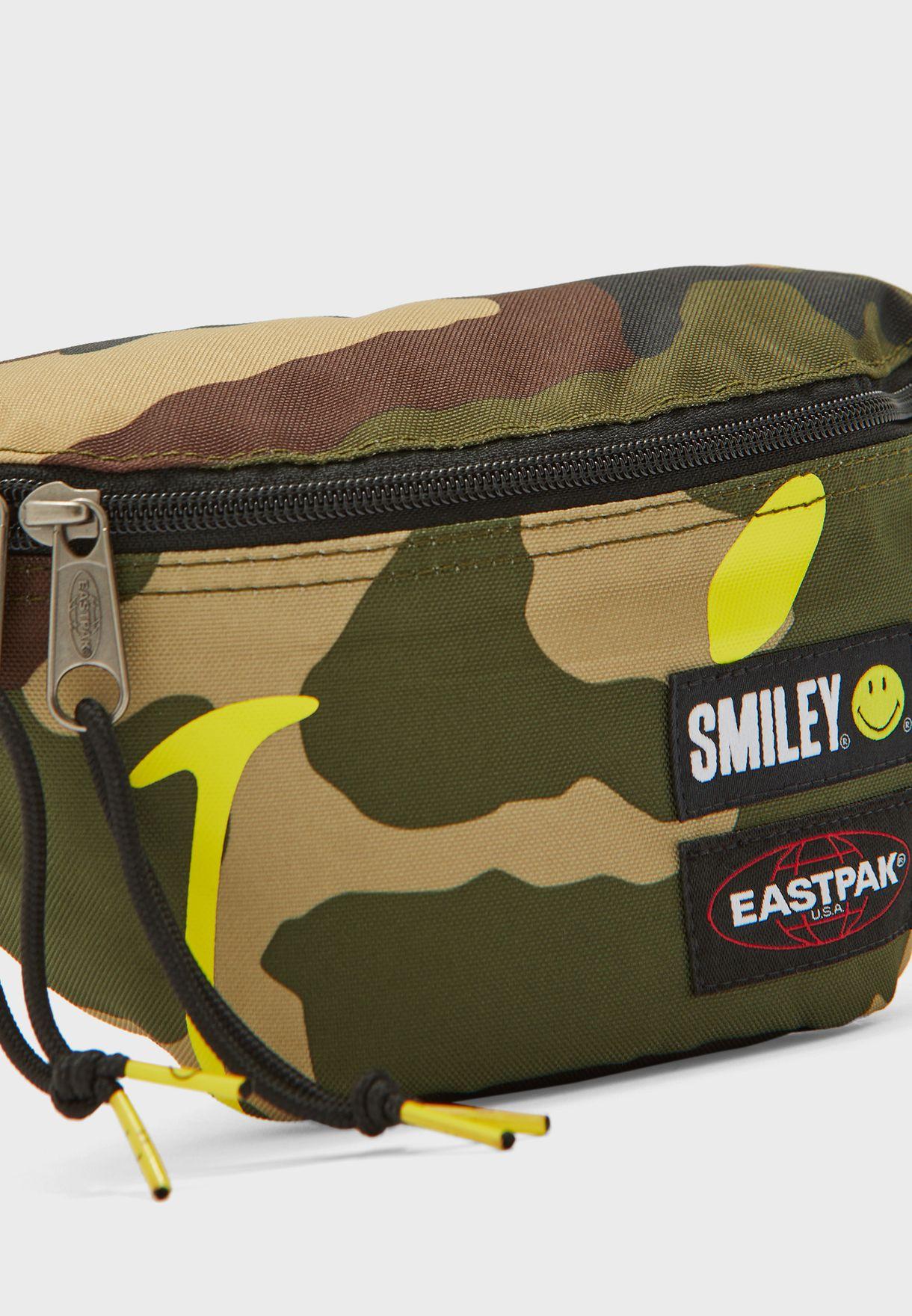 Springer Camo Messenger Bag