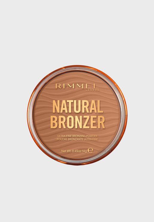 Natural Bronzer, 002 Sunbronze