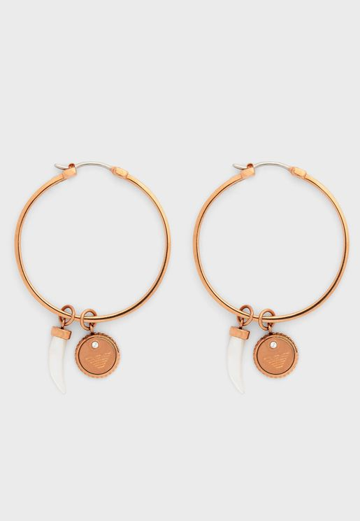 EGS2525221 Hoop Earrings