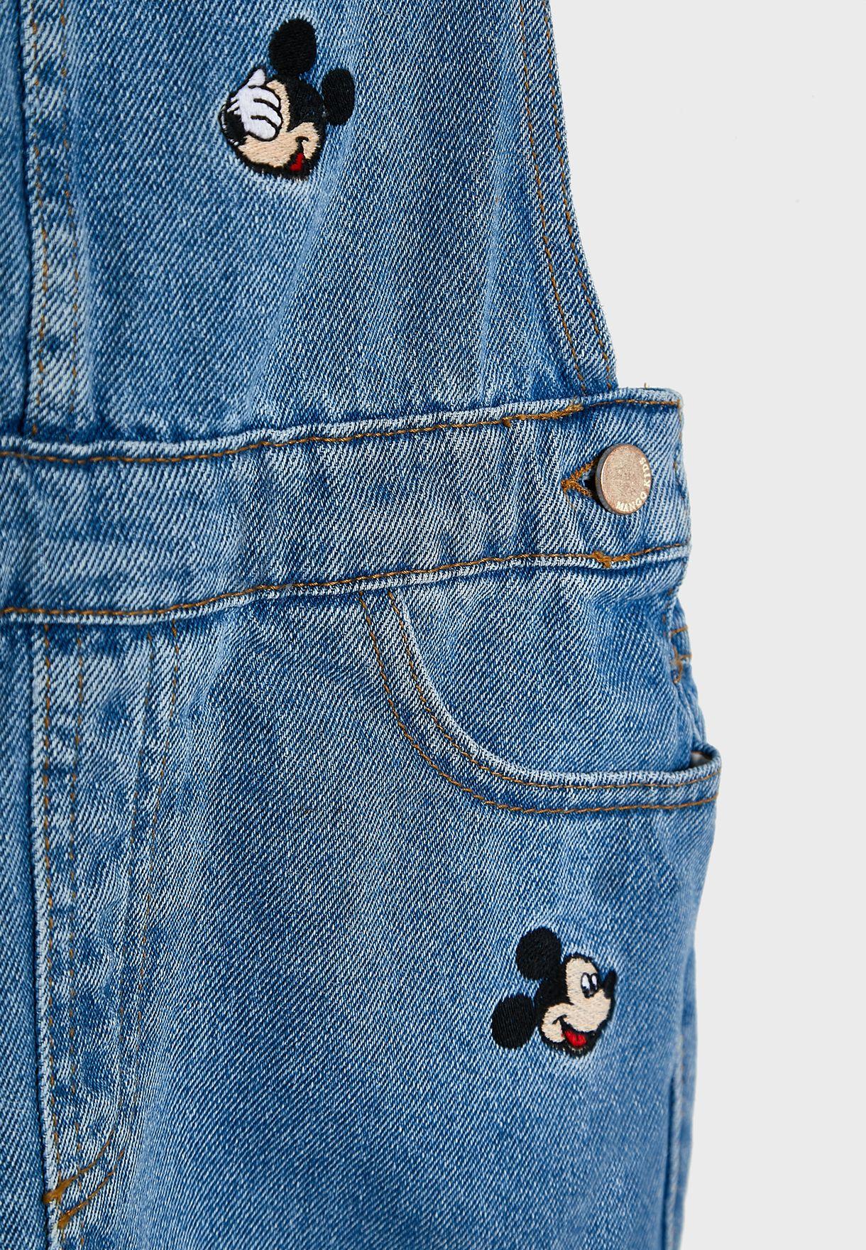 Kids Mickey Dress