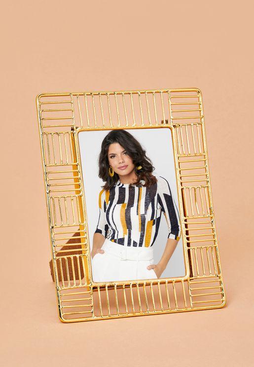 Gold Art Photo Frame