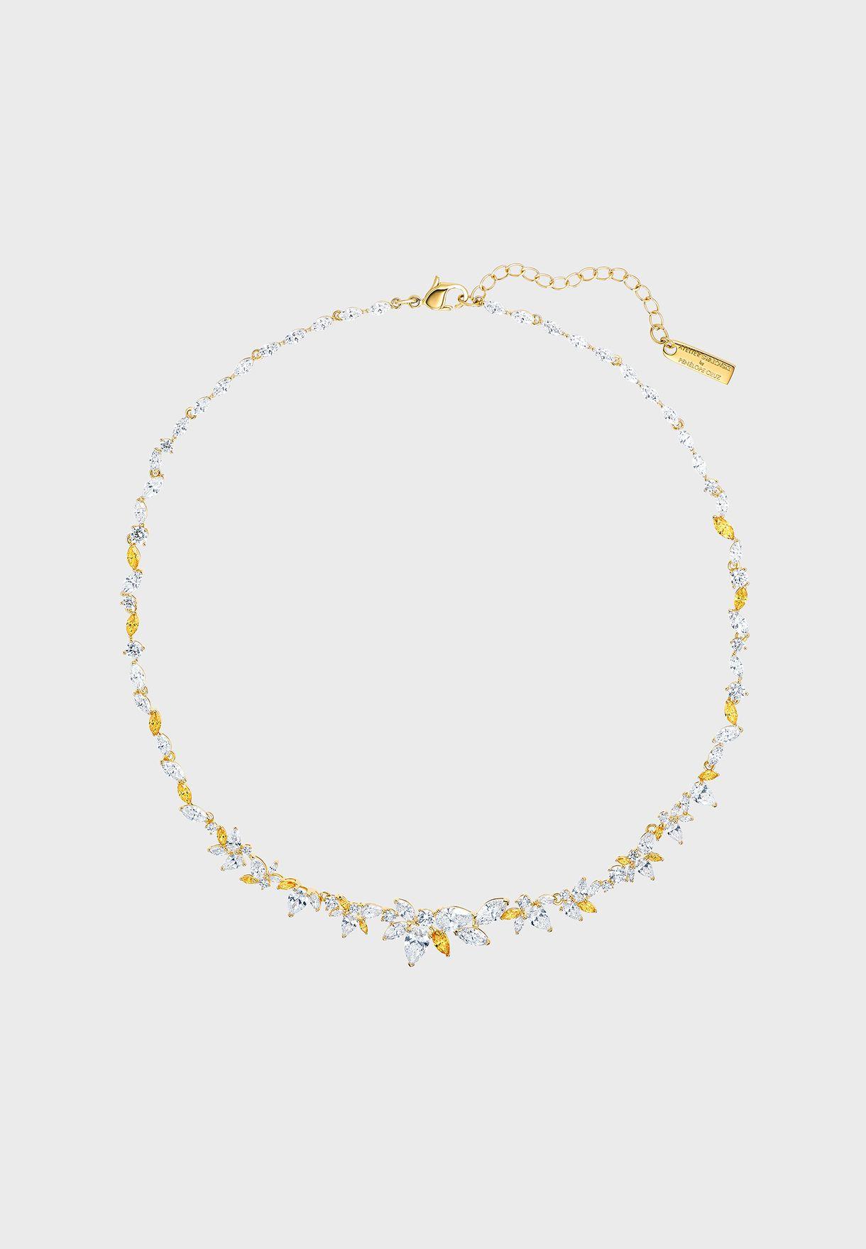 Flora All-Around Necklace