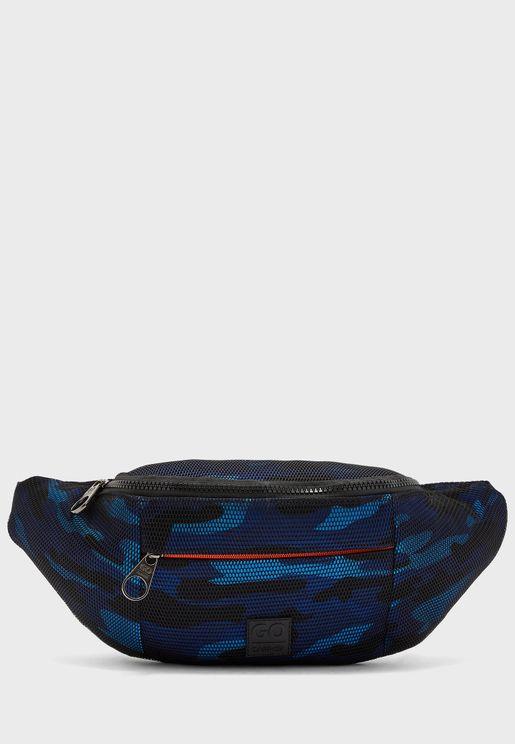 Doran Camo Messenger Bag