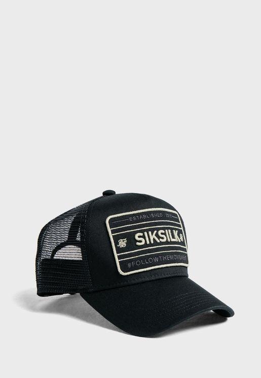 Mesh Movement Trucker Cap