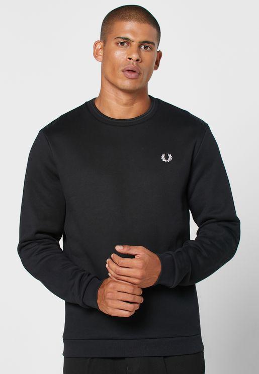 Back Logo Sweatshirt