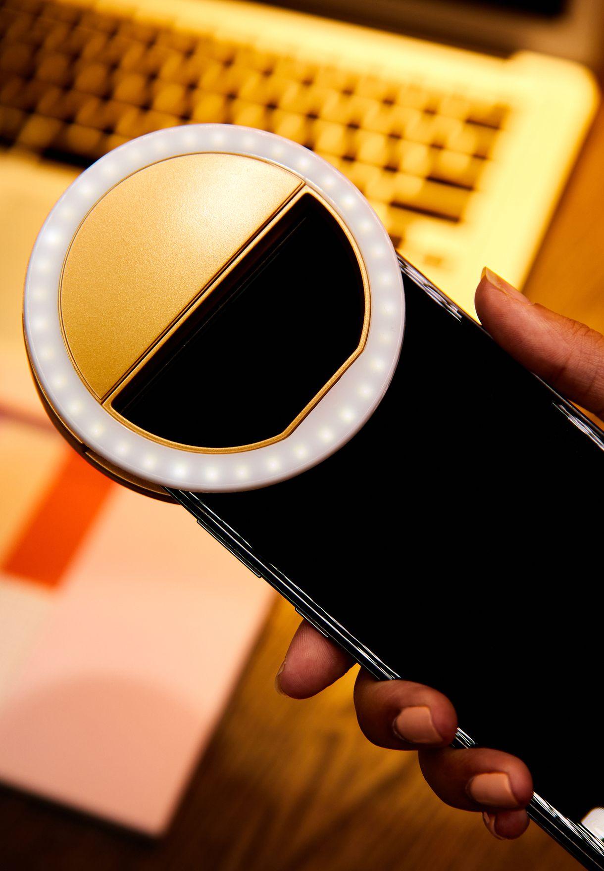 Smartphone Selfie Ring Light