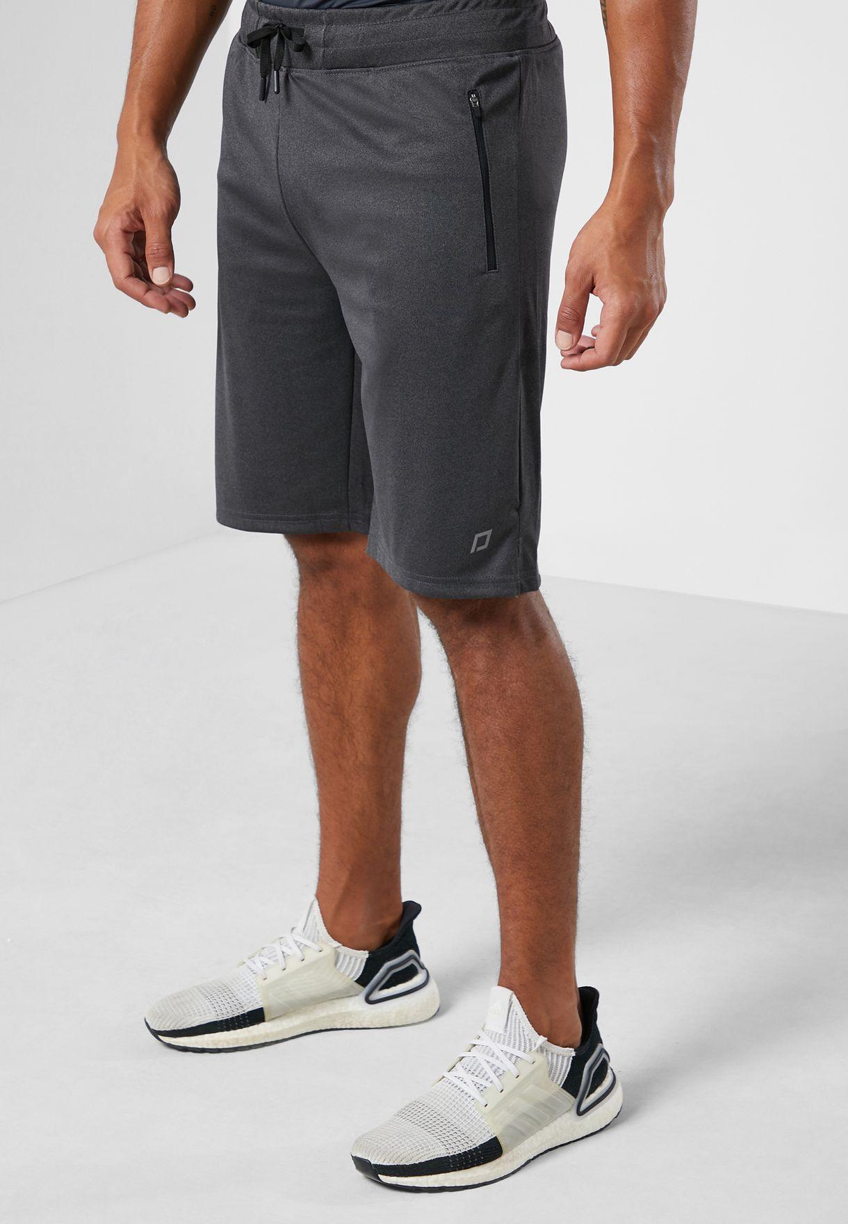 Zip Pocket Sports Short
