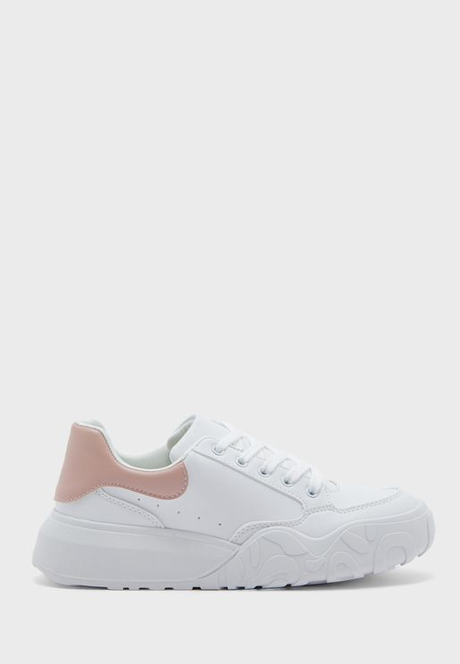 Back Colour Sneakers