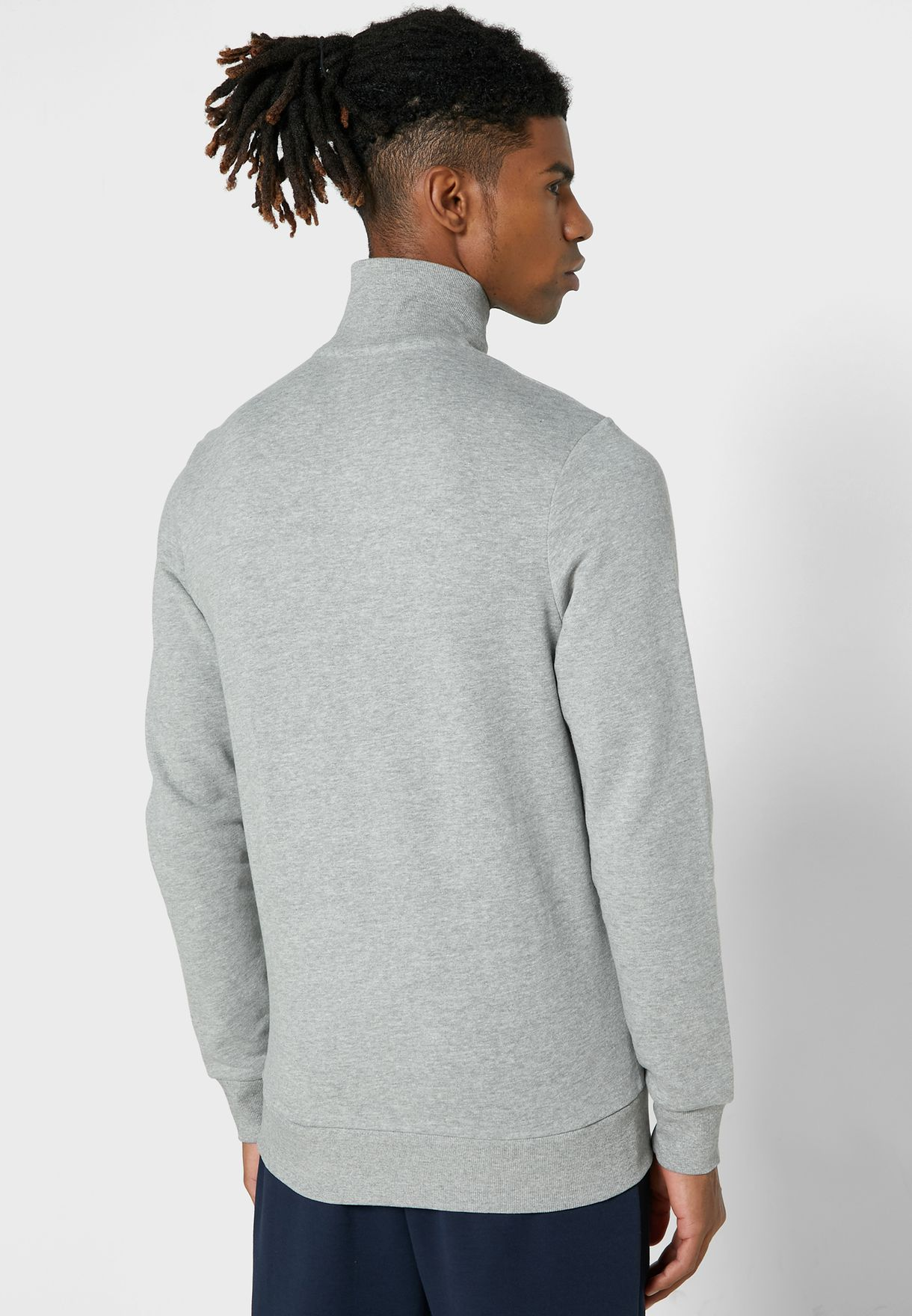 Hikari Half Zip Regular Fit Sweatshirt